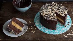 bbc food recipes chocolate and orange cake