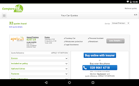 google quotezone compareni insurance comparison u2013 android apps on google play