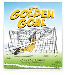 the golden goal a personalized soccer story for