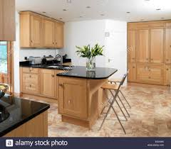 kitchen simple designed kitchen stools coupled with classic