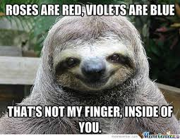 Pervy Sloth Meme - 50 top sloth meme images and funny jokes quotesbae