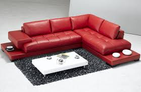 Modern White Bonded Leather Sectional Sofa Sofa Italian Leather Sectionals Contemporary Astounding Italian