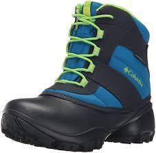 columbia tdlr powderbug plus print winter boot toddler boys u0027 shoes