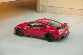 nissan gtr x for sale 2017 nissan gt r track edition is an intriguing nismo alternative