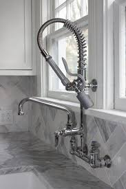 commercial sink faucets with sprayer kitchen commercial kitchen faucet with sprayer design with tile