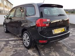 citroen c4 picasso trunk used 2014 citroen c4 picasso grand e hdi airdream exclusive