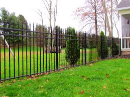 Estimate Fencing Cost by Decoration Prepossessing Choose Aluminum Fencing Instead Iron