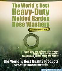 the world u0027s best garden hose washers 12 pack u2013 the world u0027s best