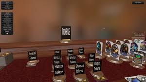 Table Top Simulator Steam Workshop Hearthstone Heroes Of Warcraft