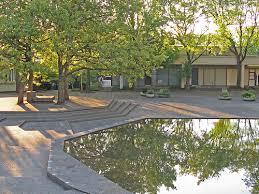 lovejoy plaza portland or by lawrence halprin landscape