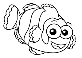 free printable bluefish fish coloring pages kids printable