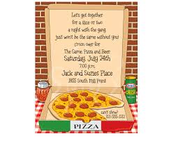pizza party invitations plumegiant com