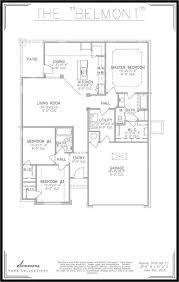 belmont custom home builders simmons homes