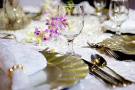 Wedding Reception Table Settings Unique Wedding Reception Decoration Ideas