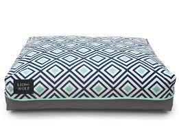 designer dog beds from lion wolf