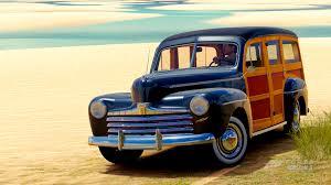 Old Ford V8 Truck - forza horizon 3 cars