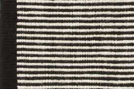 Cotton Wool Rugs Contemporary Rug Striped New Zealand Wool Cotton Harald