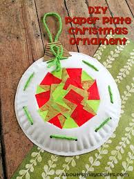 paper plate crafts about family crafts