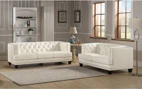 amax newport 2 piece leather living room set u0026 reviews wayfair
