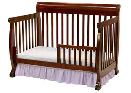 Sleigh Bed Crib Bedroom The Cribs That Turn Into Twin Beds Prince Furniture Within