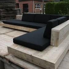Diy Outdoor Sectional Sofa Plans Ana White Build A Platform Outdoor Sectional Free And Easy Diy