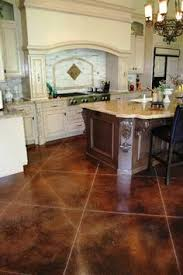 Concrete Kitchen Floor by Polished Concrete Floors Look Luxurious With Polished