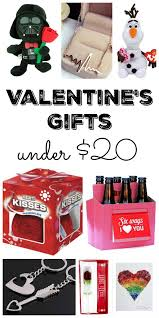 Great Valentines Day Ideas For Him Valentine U0027s Gifts Under 20 The Country Chic Cottage