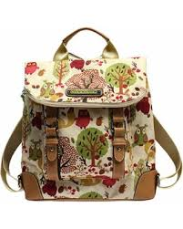 lilly bloom get the deal 50 bloom josie backpack forest owl forest owl