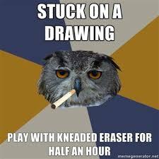Art Student Owl Meme - image 140145 art student owl know your meme