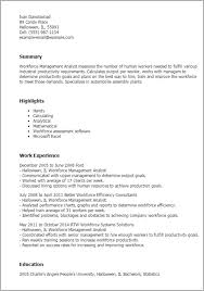Affiliations On Resume Example Workforce Management Analyst Cover Letter