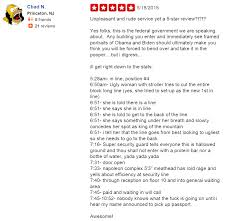 10 of the funniest yelp reviews of government community govloop