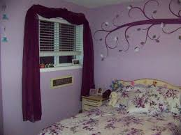 bedroom light purple bedroom colors brick wall mirrors desk