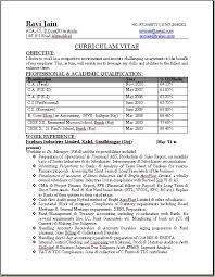 resume format free download in india accounting firm resumes ca professional resume format free