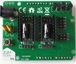ciclop lasing 3d scanner kit reprap 3d open source diy bq 3d
