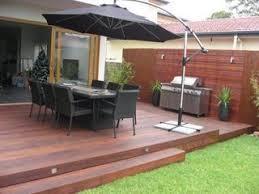 Timber Deck Design Ideas Get Inspired By Photos Of Timber Decks - Backyard decking designs