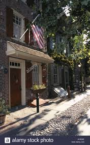 elfreth s elfreth s alley philadelphia pa one of many narrow streets with