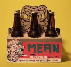 mr mustard mr mustard soda student project on packaging of the