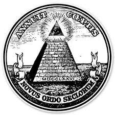 amazon com eye of providence all seeing eye pyramid dollar bill