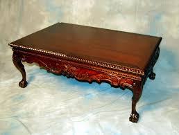 Antique Teak Wood Furniture Coffee Table Cozy Mahogany Coffee Table Designs Second Hand