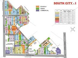 Gurgaon India Map by Unitech South City 1 In Sector 41 Gurgaon Price Location Map