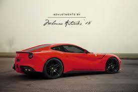 novitec rosso f12 render f12 berlinetta novitec rosso with adjustments