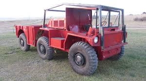 amphibious truck for sale the gama goat recently offered for sale on ebay the vehicle has