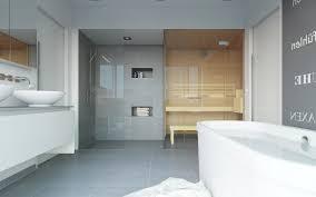 badezimmer mit sauna und whirlpool haus renovierung mit modernem innenarchitektur geräumiges