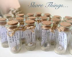 message in a bottle wedding message in a bottle etsy