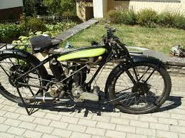 1927 ok supreme with jap 350cc ohv engine motorcycles