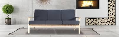 Hans Wegner Sofa by Hans Wegner Plank Sofa Reproduction