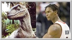 Chris Bosh Dinosaur Meme - chris bosh dinosaur ma