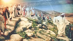 twelve apostles of jesus