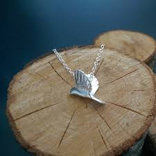 free necklace images Free bird necklace in silver by chupi jpg