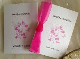 Pink Wedding Invitations Cheap Wedding Invitations From 60p Affordable Wedding Invitations